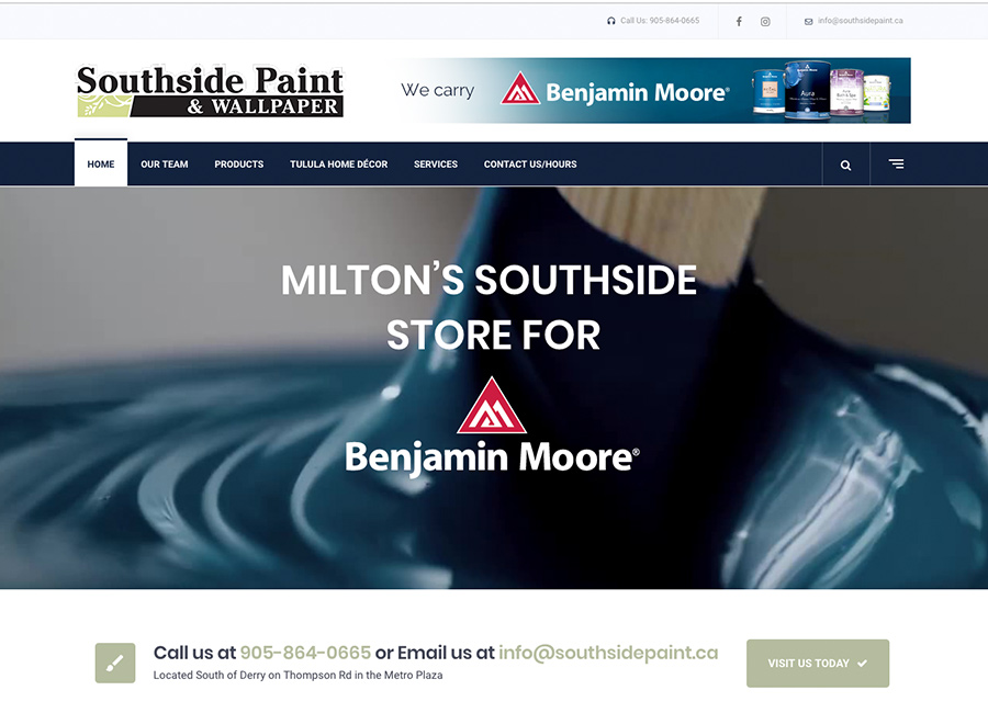Southside Website Design