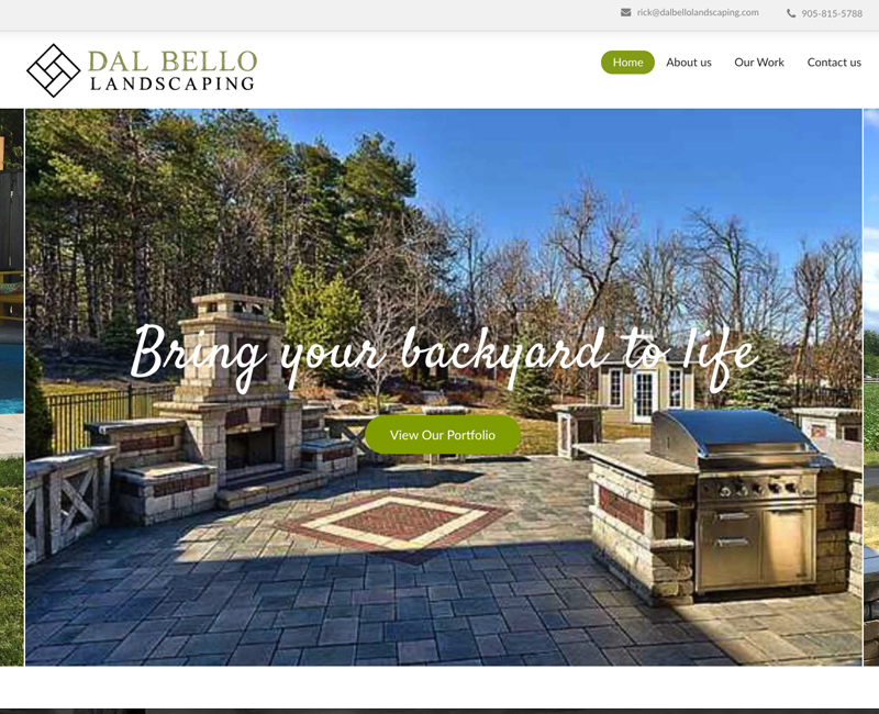 Dal Bello Landscaping